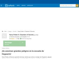 harry-potter-ii-chamber-of-secrets.softonic.com
