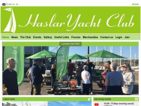 haslaryachtclub.co.uk