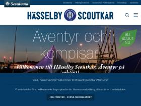 hasselbyscout.se