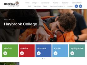 haybrookcollege.slough.sch.uk