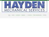 haydenmechanical.com