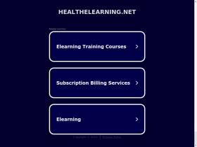 healthelearning.net