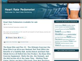 heartratepedometer.org