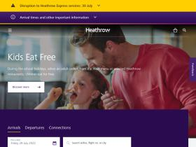 heathrowairport.com