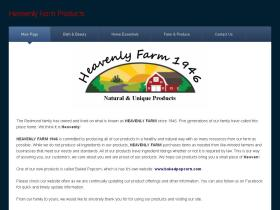 heavenlyfarmproducts.com