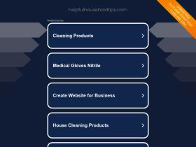 helpfulhouseholdtips.com