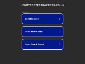 henryportertractors.co.uk