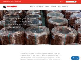 hi-wire.co.uk