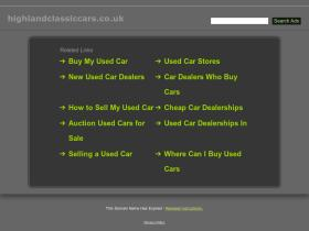 highlandclassiccars.co.uk