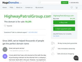 highwaypatrolgroup.com