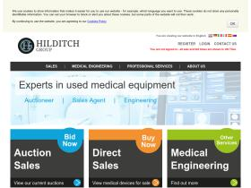 hilditchauctions.co.uk