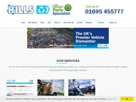 hills-motors.co.uk