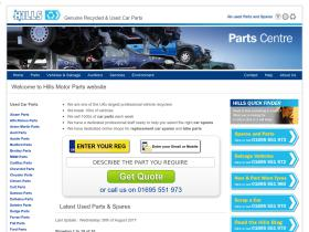 hillsmotorparts.co.uk