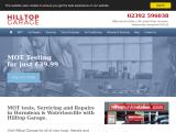 hilltopgaragehorndean.co.uk