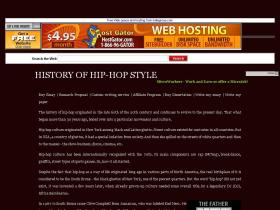 hiphophistory.indiegroup.com