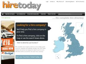hiretoday.co.uk