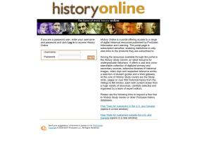 historyonline.chadwyck.co.uk