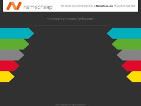hit-country-music-lyrics.com