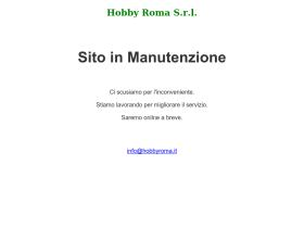 hobbyroma.it