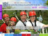 hockinghillscanopytours.com