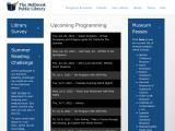 holbrookpubliclibrary.org
