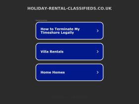 holiday-rental-classifieds.co.uk