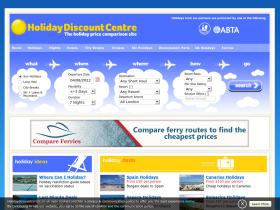 holidaydiscountcentre.co.uk