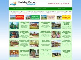 holidayparksinnorfolk.co.uk