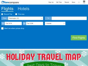 holidaytravel.farecompare.com