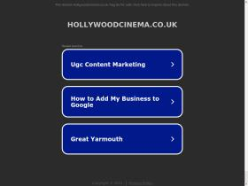 hollywoodcinema.co.uk