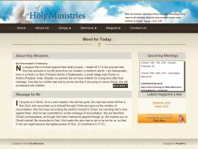 holyministries.co.in