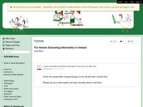 home-education-ireland.wikispaces.com