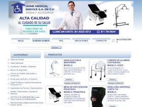 homemedical.com.mx