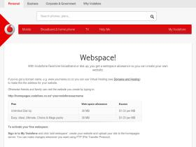 homepages.vodafone.co.nz