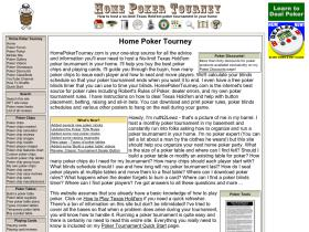 homepokertourney.com