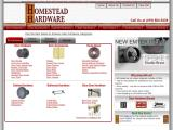 homesteadhardware.com