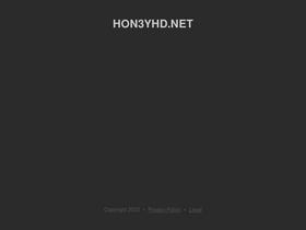 Hon3yhd net Analytics - Market Share Stats & Traffic Ranking