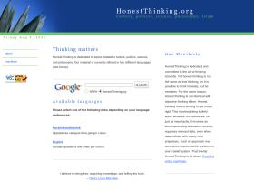 honestthinking.org