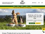 honeysrealdogfood.com