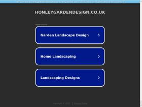 honleygardendesign.co.uk