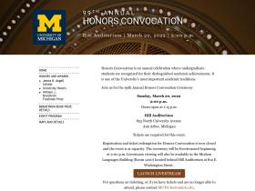 honors.umich.edu