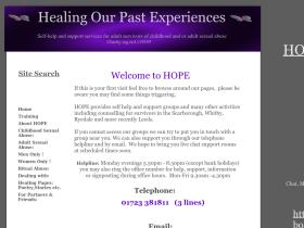 hopesurvivors.org.uk