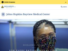 hopkinsbayview.org