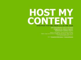 hostmycontent.co.uk