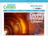 hot-water-cylinders.com
