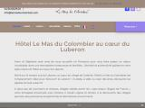 hotel-colombier-provence.com