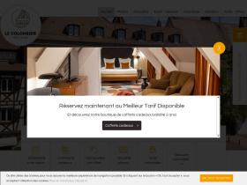 hotel-le-colombier.fr
