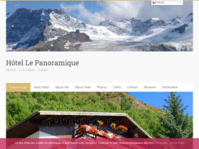 hotel-panoramique.com