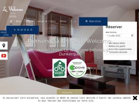hotel-welcome.fr