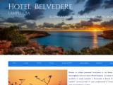 hotelbelvederelampedusa.it